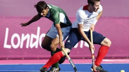 Hockey: Ireland sink Pakistan's hopes for 2016 Olympics