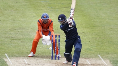 Hong Kong, Netherlands book ICC World Twenty20 berth with wins over