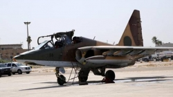 Iraqi jet drops bomb over Baghdad