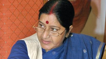 India's opposition blocks Parliament debate, demands external affairs minister