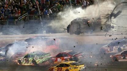 Jimmie Johnson on Daytona crash: I'm shocked Austin Dillon is still alive