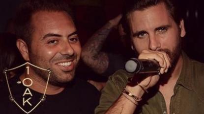 Kanye takes on Scott Disick's dad duties   Zee News