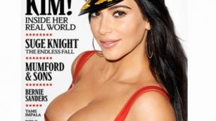 I'm a feminist: Kim Kardashian