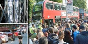 London Tube Workers Strike, Commuting Nightmare Ensues