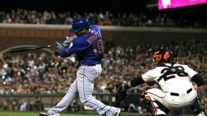 Final Score: Mets 3, Giants 0 — Johnny's rocket wins it – Amazin' Avenue