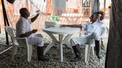 Liberia announces fresh Ebola death