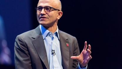 Microsoft Post $3.2 Billion Losses