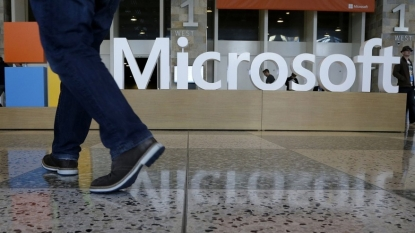 Microsoft reports $3.2 bln quarterly loss