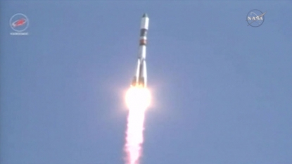 Russian Supply Ship Blasts Off To Space Station