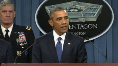 Obama Says USA 'Intensifying' Anti-IS Efforts – Radio Free Europe / Radio Liberty