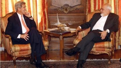 US secretary of state 'hopeful' Iran nuke deal near