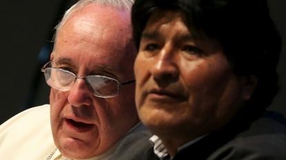 Pope Criticizes Capitalism, Calls For New Economic Order