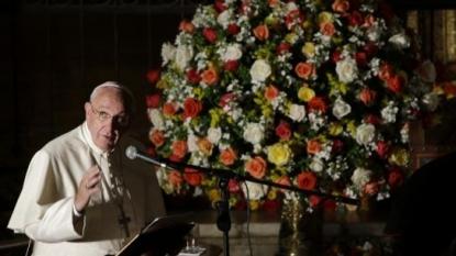 Pope notes: Francis fires up Ecuador
