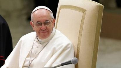 Pope to stop in flood-prone Paraguayan slum