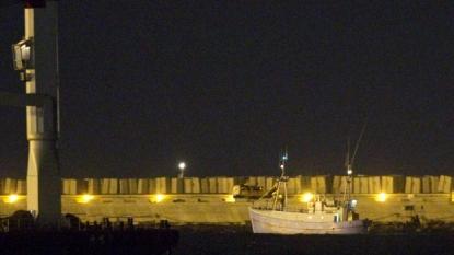 Israeli Navy Intercepts Ship Headed to Gaza in Pro-Palestine Protest