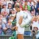 Roger Federer beats Sam Groth to reach Wimbledon 4th round
