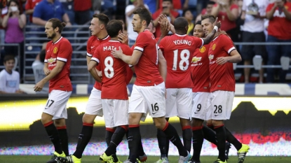 Schneiderlin scores in debut as Man U beats Club America 1
