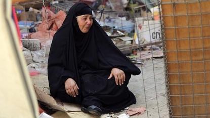 Scores killed in Iraq market blast on first day of Eid