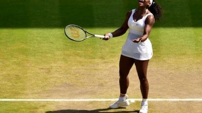 Williams wins Wimbledon for fourth straight Grand Slam championship