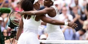 Serena beats Venus Williams to enter Wimbledon quarters