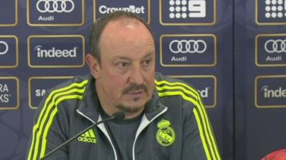 Sergio Ramos: Rafael Benitez confident defender will stay at Real Madrid