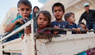 Syrian Refugees Soar to Over 11 Million