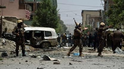Afghan spy agency confirms top IS commander death