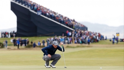Three-way Tie for Open Lead, Including Amateur