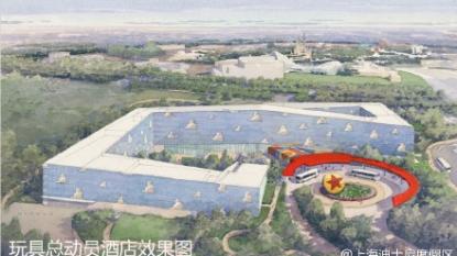 Details of Disney's new China theme park revealed — Sports Travel