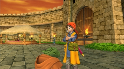 """""""Traditional"""" offline Dragon Quest XI for home consoles"""