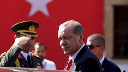 Turkey's pro-Kurdish party leader denies wrongdoing after Erdogan urges