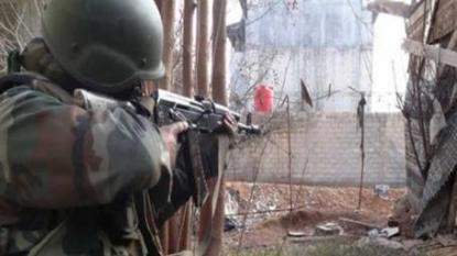 Turkey says warplanes strike IS targets across the border in Syria