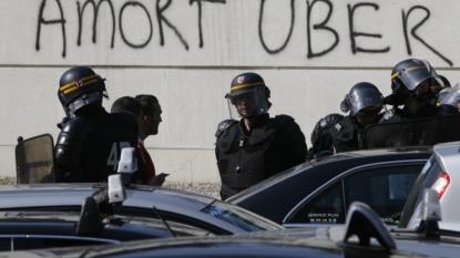 Two Uber Execs Arrested in Paris – Entrepreneur
