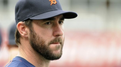Verlander on track to start Tuesday for Tigers