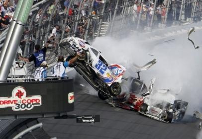 Dale Earnhardt Jr. Wins at Daytona