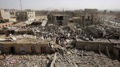 Warplanes attack targets near Yemen capital: residents