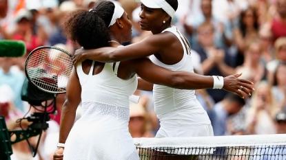 Wimbledon 2015: Serena Williams beats Venus to reach quarter-finals