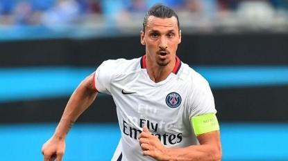 Zlatan strikes as PSG down United 2