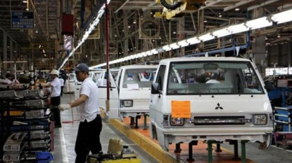 Mitsubishi, UAW to work together on buyer for Illinois plant