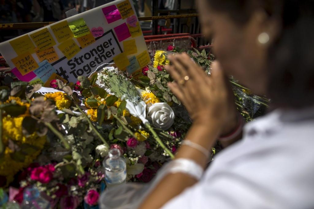 Thai military says global terrorism link 'unlikely' in