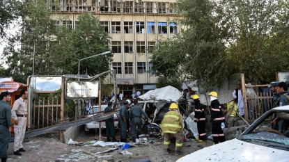At least 10 dead in Kabul vehicle bombing