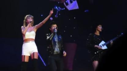 Alanis Morissette & Taylor Swift… 3:52PM