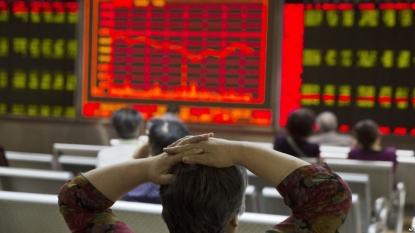 Dow Jones loses 530 points