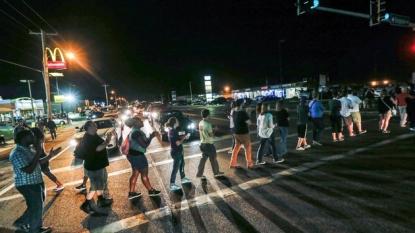 Louis Ends State of Emergency in Ferguson