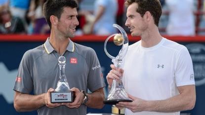 Andy Murray Beats Novak Djokovic