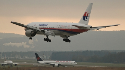 Evidence confirms debris found is from Boeing 777