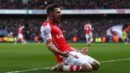 Aaron Ramsey eyeing Arsenal captaincy
