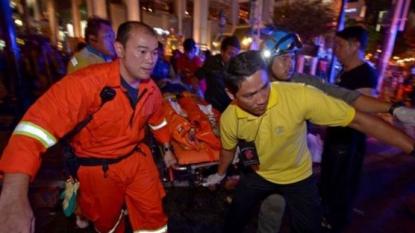 Thai police say at least 10 people involved Bangkok bomb