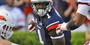 Auburn reinstates WR Duke Williams