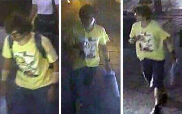 Bangkok blast: Thai police release detailed sketch of bombing suspect in video